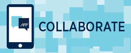 Collaborate on the go with the all new AFP Collaborate app.