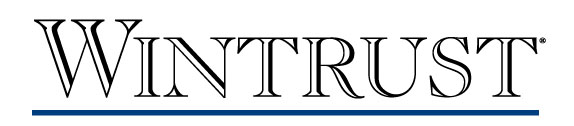 Wintrust Bank logo