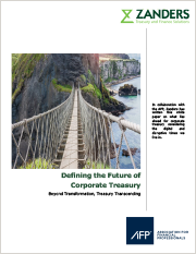 Defining the Future of Corporate Treasury
