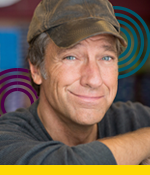 portrait of mike rowe