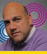 portrait of salim ismail