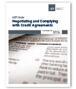 AFP Guide: Negotiating and Complying with Credit Agreements