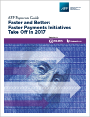 Faster and Better: Faster Payments Initiatives Take Off in 2017